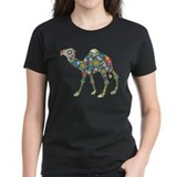 Camel Women's Dark T-Shirt