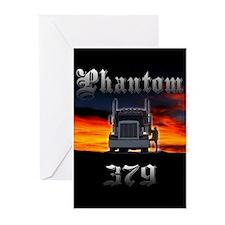 Phantom 379 Greeting Cards (Pk of 10)