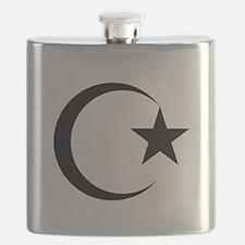 Funny Muslim Flask
