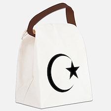 Cute Islam Canvas Lunch Bag