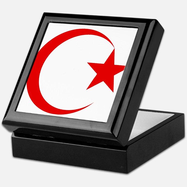 Cute Islam Keepsake Box