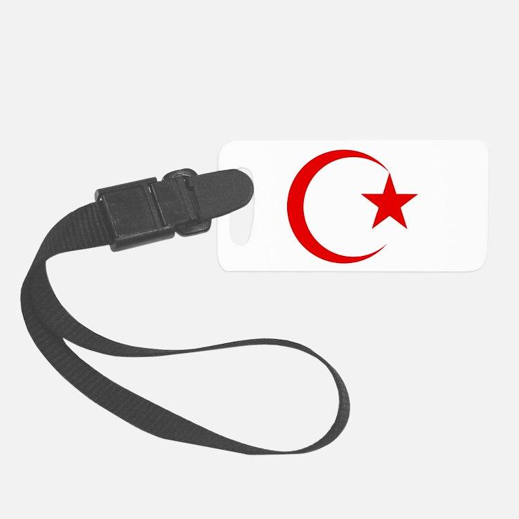 Cute Islam Luggage Tag
