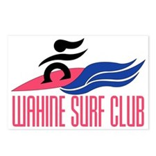 Wahine Surf Club Postcards (Package of 8)