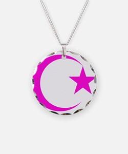 Cute Crescent moon Necklace