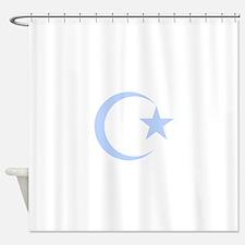 Cute Muslim Shower Curtain