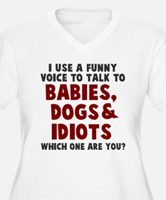 Funny voice to ta T-Shirt