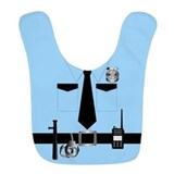 Police officer Fleece Bibs