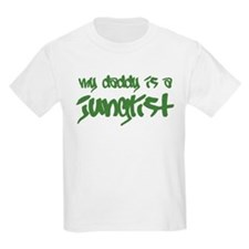 My Daddy is a Junglist T-Shirt
