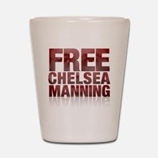Funny Chelsea Shot Glass