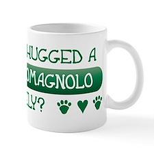 Hugged Lagotto Mug