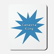 Canasta King Mousepad