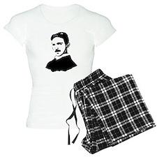 Nikola Tesla Cutout Pajamas