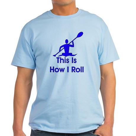 Kayaking Light T-Shirt