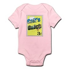 Stamp Infant Body Suit