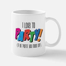 Nap Party Mug