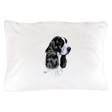 English Springer Spaniel Pillow Case