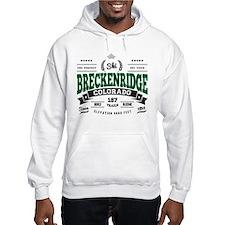 Breckenridge Vintage Hoodie Sweatshirt