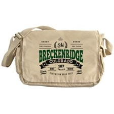 Breckenridge Vintage Messenger Bag