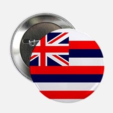 """Hawaii State Flag 2.25"""" Button (10 pack)"""