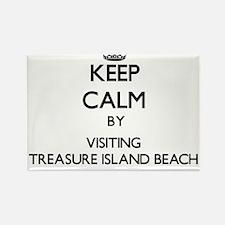 Keep calm by visiting Treasure Island Beach Florid