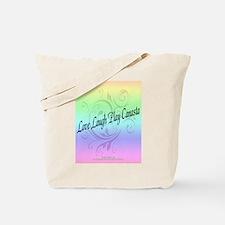 Laugh Play Canasta Tote Bag