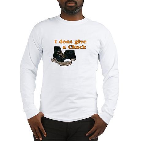 College Humor shirts Chucks Long Sleeve T-Shirt
