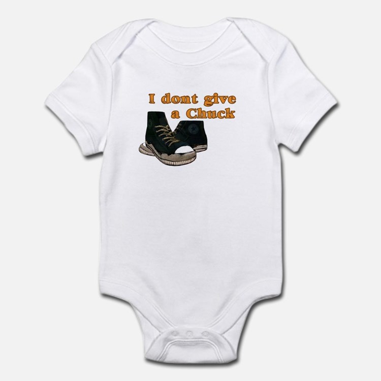 College Humor shirts Chucks Infant Bodysuit