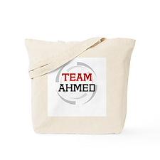 Ahmed Tote Bag