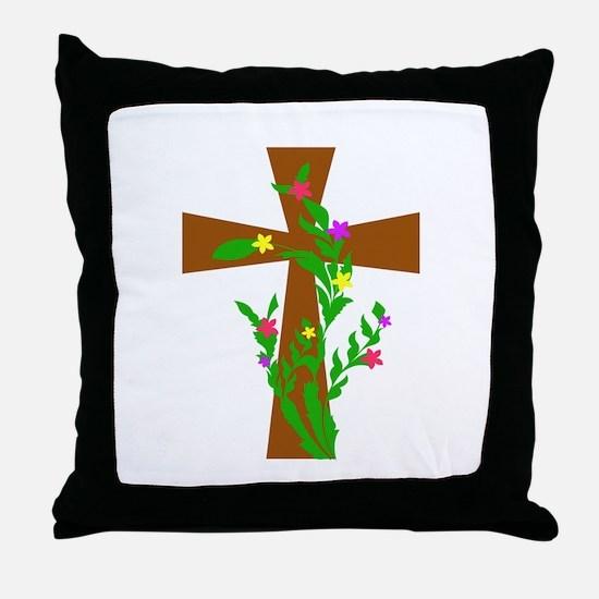 Catholicism Throw Pillow