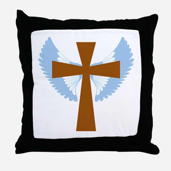 Unique Catholicism Throw Pillow