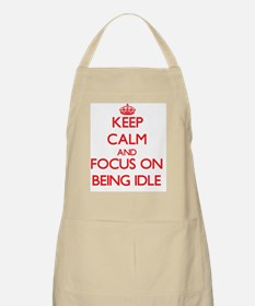 Funny Down with dusty Apron