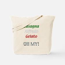 Italian, OH MY! Tote Bag