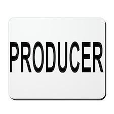 Producer Mousepad