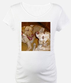 "2 Yellow Labs ""In Love"" Shirt"
