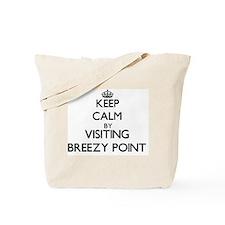 Unique Breezy point Tote Bag