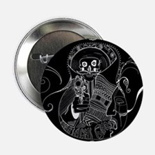 "Funny Ghost 2.25"" Button"