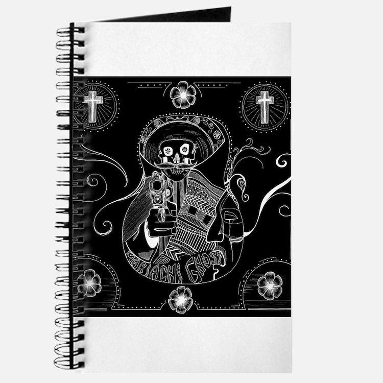 Cute Mariachi Journal