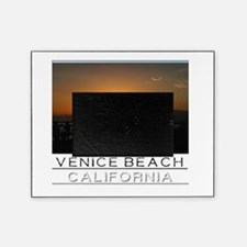Venice Beach Sunset king size Picture Frame