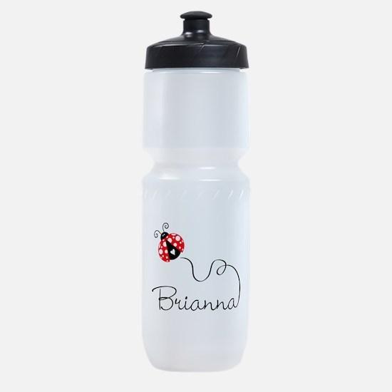 Ladybug Brianna Sports Bottle