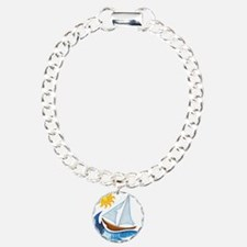 Cute Sailboat Bracelet