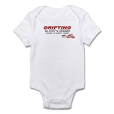 How To Drift Onesie
