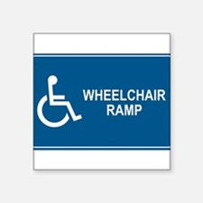 wheelchair-ramp Sticker