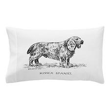 Sussex Spaniel Pillow Case