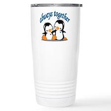 Penguins Travel Coffee Mug