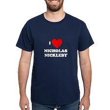 Nicholas Nickleby T-Shirt