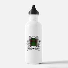 Young Tartan Shield Sports Water Bottle