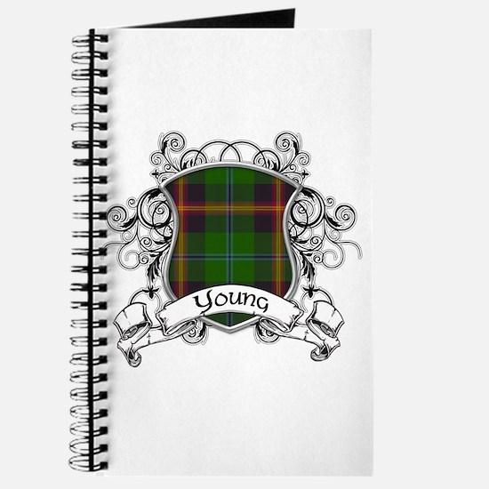 Young Tartan Shield Journal