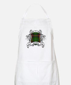 Young Tartan Shield Apron