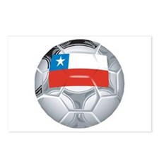 Chile Football Postcards (Package of 8)