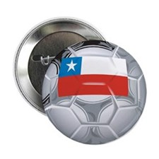 Chile Football Button